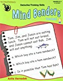 Harnadek, Anita: Mind Benders Grades K-2 Warm Up: Deductive Thinking Skill 20th Anniversary Ed