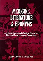 Medicine, Literature and Eponyms: An…