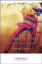 A Woman's Spirit (Hazelden Meditations)…