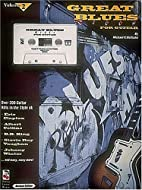 Great Blues Riffs - Volume 2 - Book/Cassette…