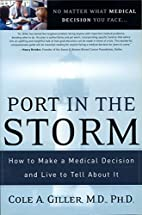 Port in the Storm: How to Make a Medical…