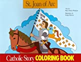Mary Fabyan Windeatt: St. Joan of Arc Coloring Book