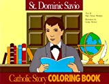 Mary Fabyan Windeatt: St. Dominic Savio Coloring Book