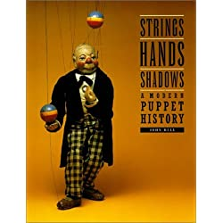Strings        Hands        Shadows     A Modern Puppet History     DIAgram     Detroit Institute of Arts   by John