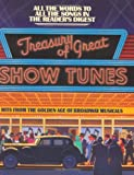 Simon, William L.: Treasury of Great Show Tunes: A Reader's Digest Songbook