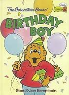 The Berenstain Bears' Birthday Boy by Stan…