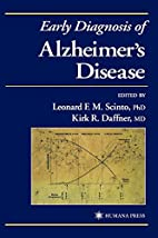 Early Diagnosis of Alzheimer's Disease…