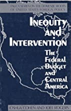 Inequity and intervention : the federal…