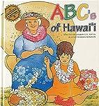 ABC's of Hawaii by Sharon Lee Asta
