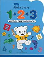 Aloha Bear's 1-2-3 wipe-clean workbook by…
