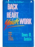 Bertolini, Dewey M.: Back to the Heart of Youth Work