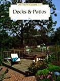 Clough, Eric: Ortho&#39;s Guide to Decks &amp; Patios