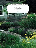 Brandies, Monica Moran: Ortho's Guide to Herbs