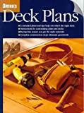 Ortho Books: Ortho's Deck Plans (Ortho's All About Home Improvement)