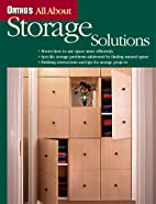 Ortho's All About Storage Solutions by Ortho…