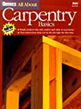Ortho Books: Ortho's All About Carpentry Basics
