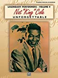 "[???]: Nat ""King"" Cole Unforgettable: Piano/Vocal/Chords"