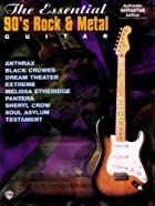 The Essential '90s Rock & Metal Guitar…