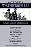 Greenberg, Martin H.: Great British Detectives