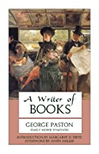 A Writer of Books by George Paston