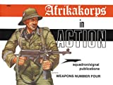 Culver, Bruce: Afrikakorps in Action