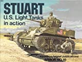 [???]: Stuart U. S. Light Tanks in Action