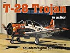 T-28 Trojan in action - Aircraft No. 89 by…