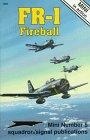 FR-1 Fireball by Ernest McDowell