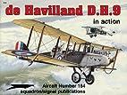 de Havilland D.H. 9 in action - Aircraft No.…