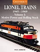 Greenberg's Guide to Lionel Trains…