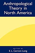 Anthropological Theory in North America by…