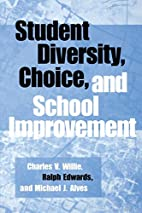 Student diversity, choice and school…