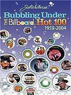 Bubbling Under the Billboard Hot 100:…