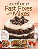 Taste of Home Magazine: Fast Fixes With Mixes