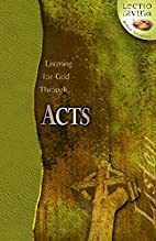Listening for God through Acts (Lectio…