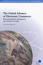The Global Advance of Electronic Commerce:…