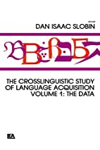 The Crosslinguistic Study of Language…