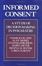 Informed consent : a study of decisionmaking…
