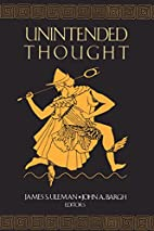 Unintended Thought by James S. Uleman