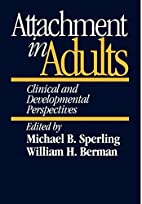 Attachment in Adults: Clinical and…