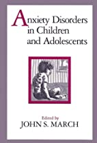 Anxiety Disorders in Children and…