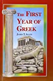 Allen, James T.: The First Year of Greek
