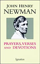 Prayers, Verses, and Devotions by John Henry…