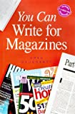 Daugherty, Greg: You Can Write for Magazines