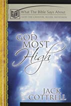 What The Bible Says About-God Most High by…