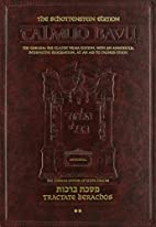 Schottenstein Edition of the Talmud: English…