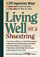 Living Well on a Shoestring by Editors of…