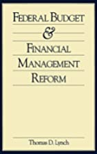 Federal Budget and Financial Management…