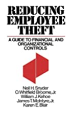 Reducing employee theft : a guide to…
