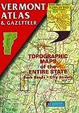 DeLorme: Vermont Atlas & Gazetteer